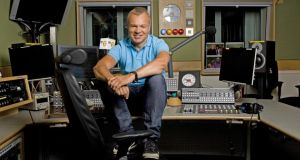 Summer holiday: Graham Norton at BBC Radio 2
