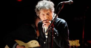 Bob Dylan live in 2012. Photograph: Christopher Polk/Getty Images for VH1