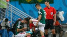 Oribe Peralta strikes as Mexico see off Cameroon
