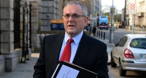 'John McGuinness went away beyond his remit by calling for the heads of senior civil servants who are simply trying to implement government policy with reduced resources.'  Photograph: David Sleator/THE IRISH TIMES