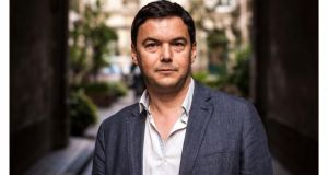 Thomas Piketty: said it was unjust that homeowners with large mortgage debt should pay the same level of property tax as those who owned their homes outright. Photograph: Ed Alcock/the New York Times