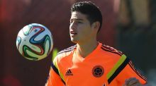 Colombia hopeful despite Falcao absence