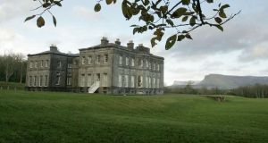 Lissadell House in Sligo, owned by Constance Cassidy and Eddie Walsh. Photograph: Alan Betson/The Irish Times