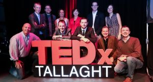 TEDxTallaght, last year.