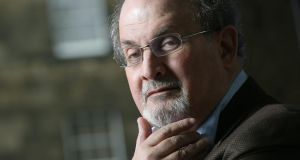 Salman Rushdie: 'If you don't have a pretty clear sense of who you are, you're not going to write good books.' Photograph: Jeremy Sutton-Hibbert/Getty Images