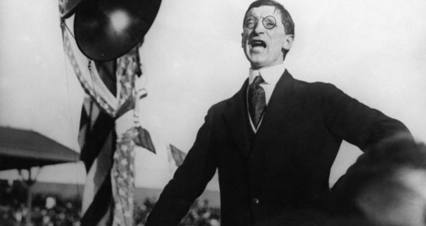 'Eamon de Valera openly claimed this unmatched holiness would do nothing less than save the world: