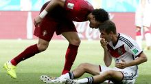 Müller grabs hat-trick as Germany thrash Portugal
