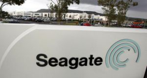 "Seagate's Springtown plant in Derry, which employs more than 1,300 people, embraces the global organisation's ""workplace diversity"" ethos. Photograph: Paul Faith/PA Wire"