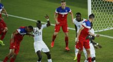 Late drama as sub John Brooks heads USA to victory over Ghana