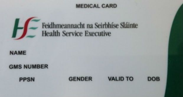 Where Are All The Medical Card Holders