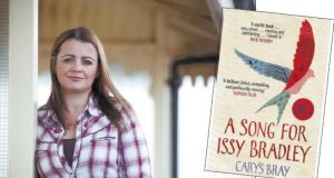 "Carys Bray: ""I don't give unsolicited advice. I don't like it when writers pontificate about the way to do things. I think people need to discover what works for them"""
