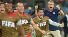 Jürgen Klinsmann still a perfect starter but sees  flaws in USA game