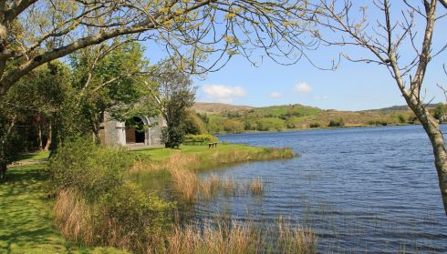 3. Gougane Barra Park, Macroom, West Cork where you can visit the well known St Finbarr's Church. Photograph: Tripadvisor