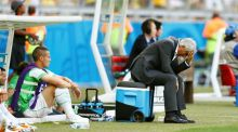 Algeria coach blames lack of fitness for defeat to Belgium