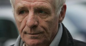 "Eamon Dunphy: ""I'm very, very sorry for the offence I'm sure I caused some people."" Photograph: Frank Miller"