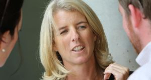 Rory Kennedy, Emmy Award-winning documentary film-maker and youngest daughter of Senator Bobby and Ethel Kennedy. Photograph: Liam Burke/Press 22.
