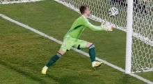 Kerzhakov rescues point for Russia after Akinfeev howler