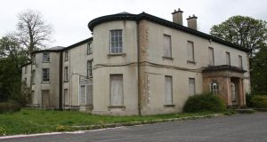 Rockhill House, Letterkenny: the house was occupied by Anti-Treaty forces during the Irish Civil War