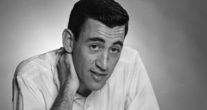 Private: JD Salinger in 1952. Photograph: Antony Di Gesu/San Diego Historical Society/Hulton/Getty