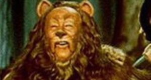 The song of the cowardly lion from the Wizard of Oz was just one of the musical compositions under scrutiny in this year's Junior Cert music.