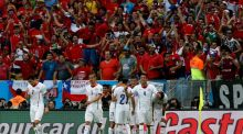 World Cup  security breach as Chile fans storm Maracana