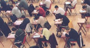 "It was an ""unnerving"" day for the almost 5,000 students sitting Leaving Cert economics"
