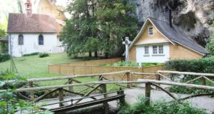 The Hermitage of St Verena, near the small Swiss city of Solothurn, is searching for a new hermit. Photograph: Wall Street Journal