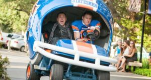 Unstoppable: Jonah Hill and Channing Tatum in '22 Jump Street'