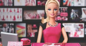 Mattel has revealed its Entrepreneur Barbie.