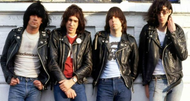 Hey! Ho! Debut Ramones album gets a gold star – nearly 40