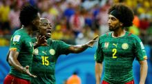 Cameroon coach ashamed of performance