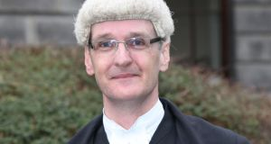 Mr Justice Max Barrett: quashed the refusal of a domiciliary care allowance to the boy's mother and directed the department to reconsider her application in accordance with his findings. Photograph: Collins/Courts