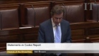 Alan Shatter accuses Guerin report of creating 'kangaroo courts'