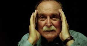 Alvin Lucier: 'The reason I went into music was because I loved performing classical music. I found a way to write music for instruments, with electronics or without, that somehow followed my aesthetic ideas'