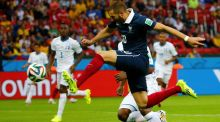 France's campaign begins in earnest against a solid Swiss side