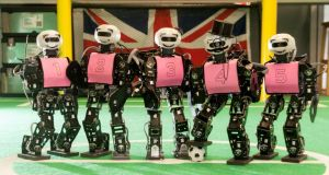 Robocup 2014 starts on July 21st.