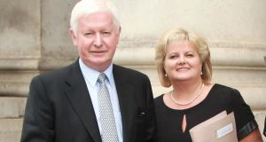 Decision by Committee on Procedure and Privileges will be a boost to Frank Flannery and Angela Kerins. Photograph: Collins