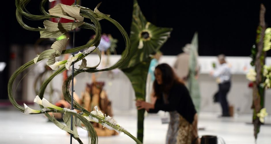 World Flower Show 2014 at RDS