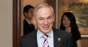 Richard Bruton: the  Minister for Jobs, Enterprise and Innovation published the Competition and Consumer Protection Bill 2014 on March 31st