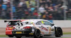 Dubliner Arón Smith (24) is a two-time winner now, steering his Volkswagen CC to victory - the first ever in the series for a VW - in this year's Oulton Park meeting, adding to his single other victory back in 2012.