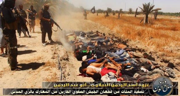 The brutal rise of Isis - a radical Islamist army