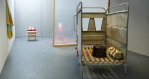 Portraying routine: from Katie Watchorn's work, at NCAD, about animal farming