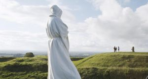 Connecting with nature: Druidism at the Hill of Tara. photograph: andrew mcconnell/ robert harding/jupiter/getty