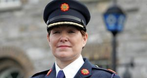 Acting Garda Commissioner Nóirín O'Sullivan said she believed the force still had adequate resources for policing. Photograph: Cyril Byrne/The Irish Times