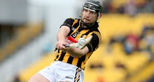 Kilkenny's Richie Hogan: key performer up front. Photograph: James Crombie/Inpho