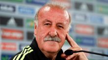 Vicente Del Bosque will decide future only after final group game