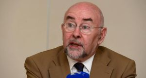 "Minister for Education Ruairí Quinn: ""The more qualifications you have to be equipped to teach in any school seems to me to make sense."" Photograph: Alan Betson"