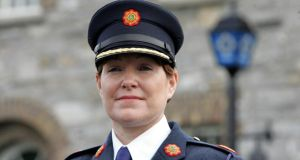 Nóirín O Sullivan: said Garda had 'adequate' resources to meet its obligations.  Photograph: Cyril Byrne