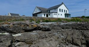 Limestone landscape on three Aran Islands is to benefit from an EU programme. Photograph: Bryan O'Brien