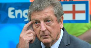 England manager Roy Hodgson said there were signs of progress in this World Cup but it still led to an early exit. Photograph: Nick Potts/PA Wire.